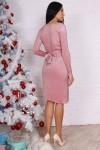 Платье 756-05 цвет персик