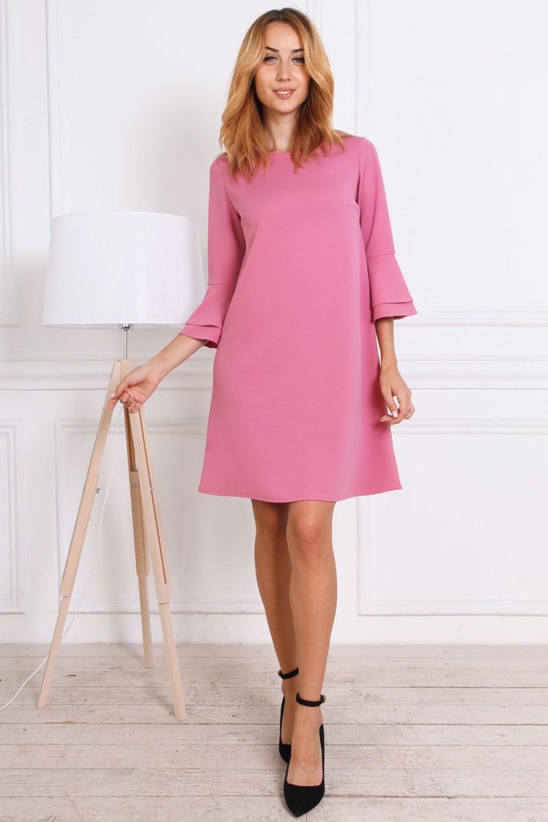 Платье осень-зима 815-03 цвета фрез